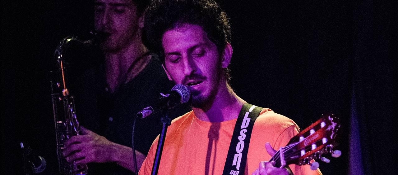 אלמוג זהבי בפסטיבל פרמטה 2019 מצפה רמון