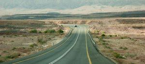 הכביש במכתש רמון - מהו סוד החוויה המצפאית