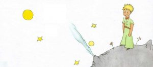 הנסיך הקטן - הספר שהשפיע על אהבתי למדבר