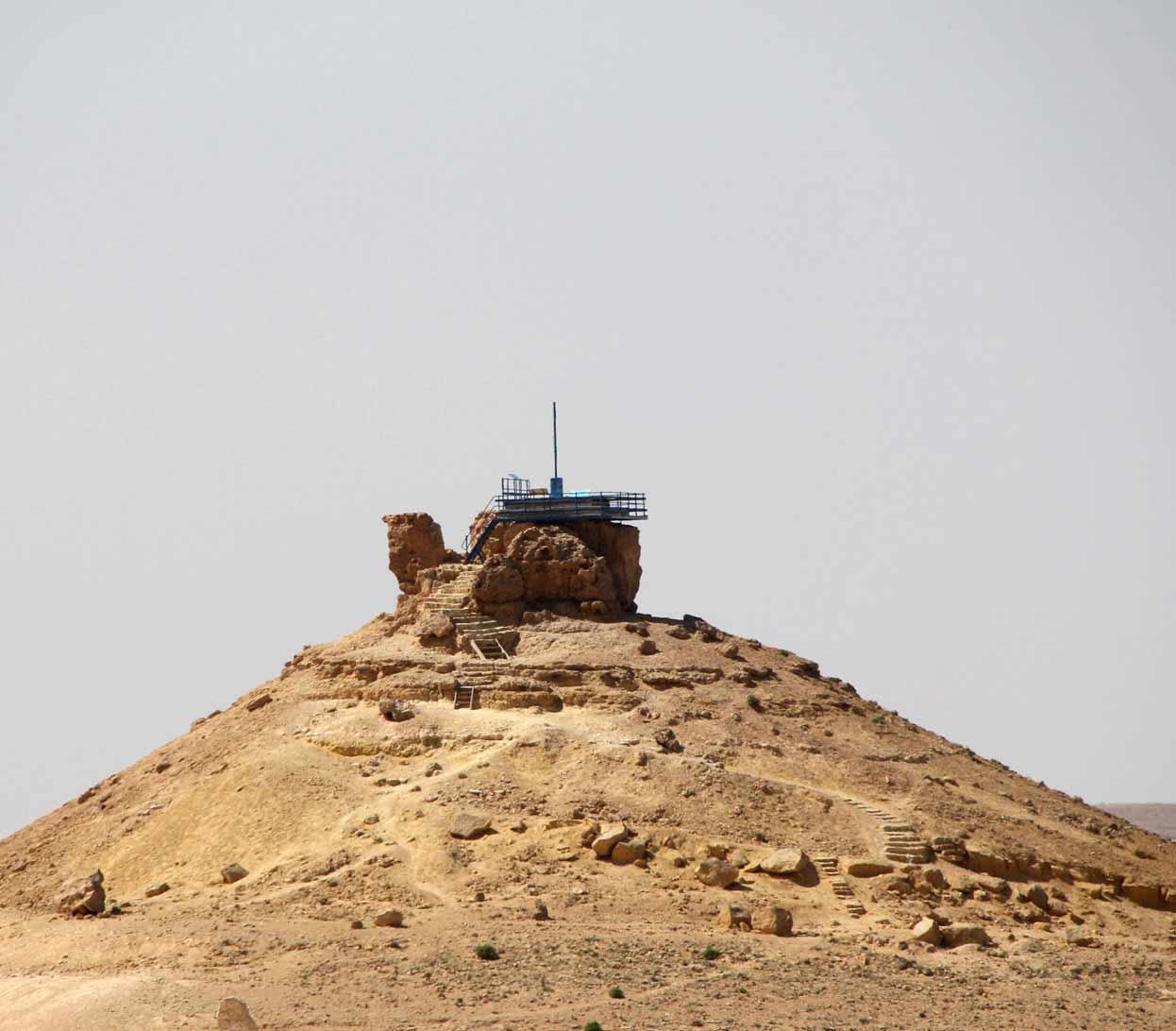 הר גמל - מצפה רמון
