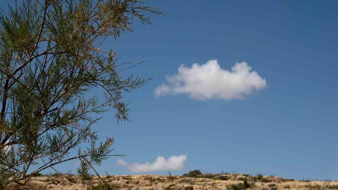ההר הכחול וענן הלבן - זן במצפה רמון