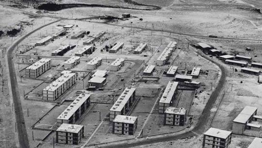 מצפה רמון - השנים הראשונות - חלק א׳